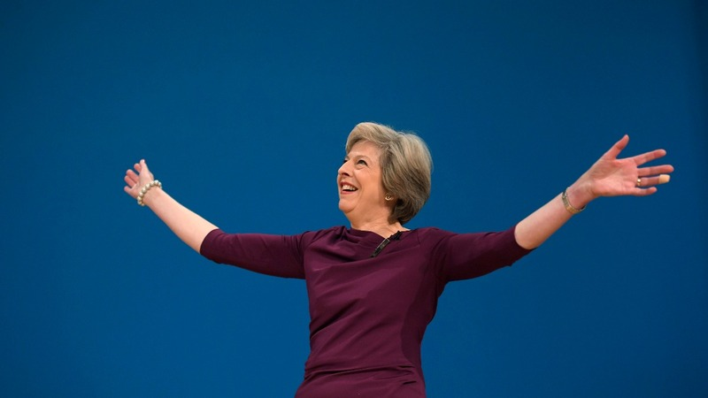 May's answer to 'quiet revolution' Brexit