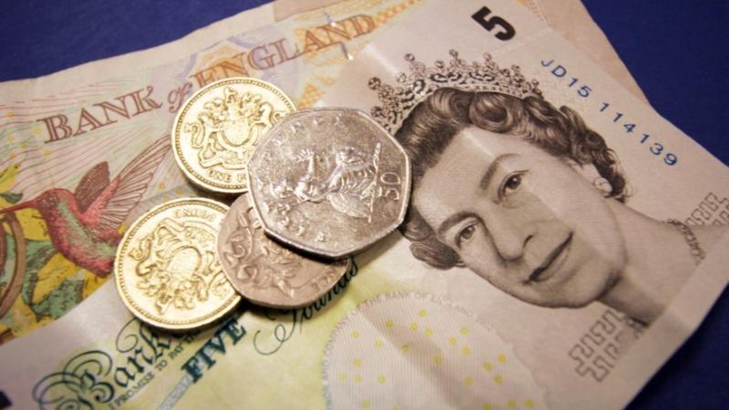 Sterling slide set to bite UK consumers