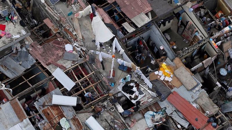 Haitians struggle after hurricane kills over 500