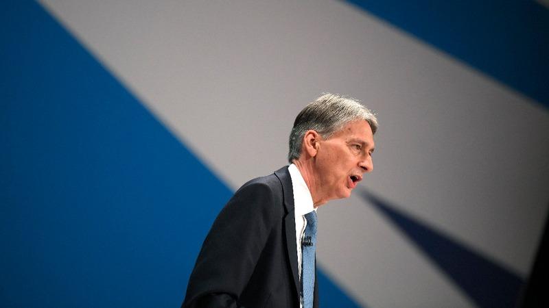 VERBATIM: UK Chancellor: Wake up, it's Brexit