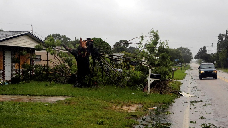 Hurricane Matthew tests the limits of U.S. insurance industry