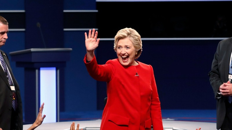 Clinton has her own work to do in Debate 2