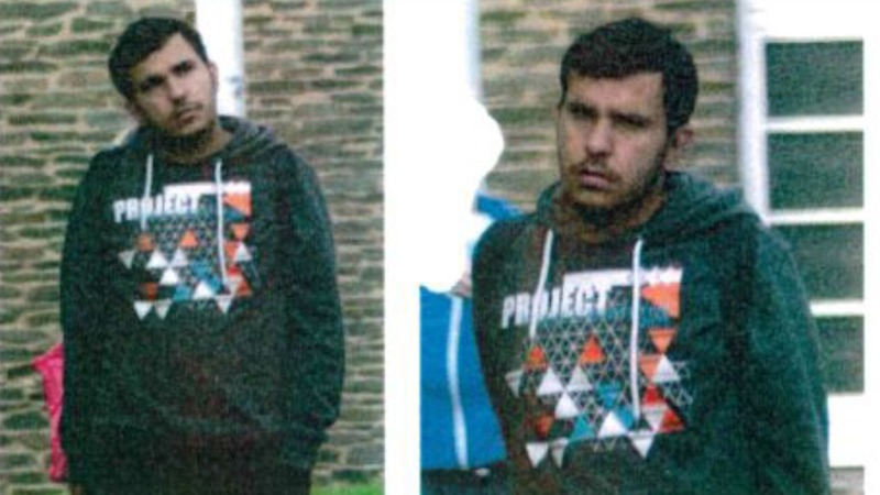 German police hunt suspected attack plotter