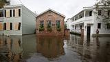 Matthew soaks Carolinas as Floridians return home