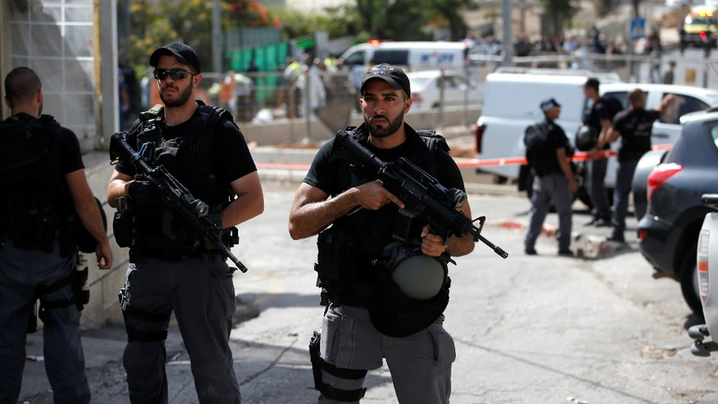 Two dead in Jerusalem shooting
