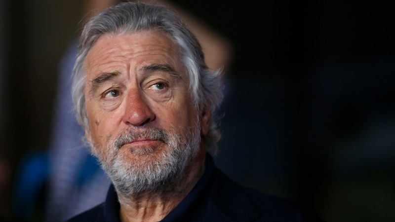 VERBATIM: Robert De Niro lashes out at Trump