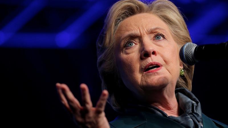 Clinton preps for more aggressive Trump