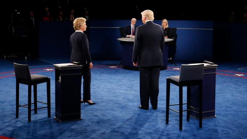 VERBATIM: Trump, Clinton trade blows in St. Louis
