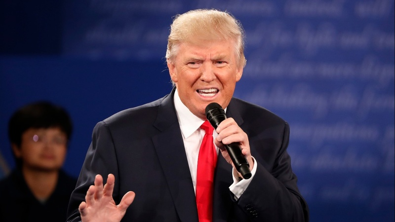 Trump defiant in fiery 2nd debate