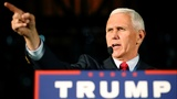 VERBATIM: Pence dispels campaign drop-out talk