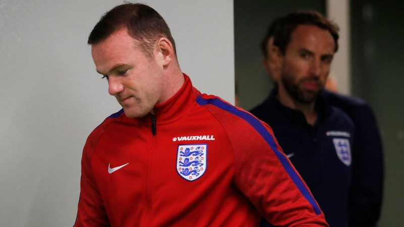 Rooney dropped for England trip to Slovenia