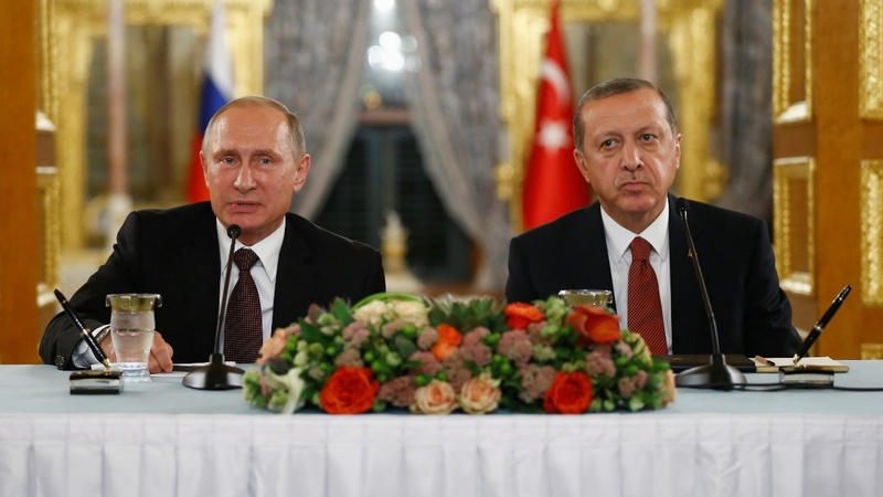 Turkey and Russia - friends again?