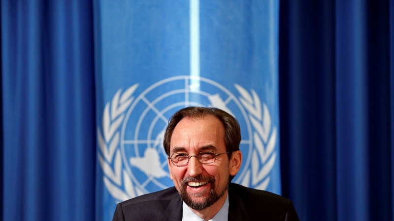 U.N. human rights chief: Trump would pose global danger
