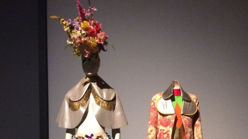 London exhibition explores 'vulgar' fashion