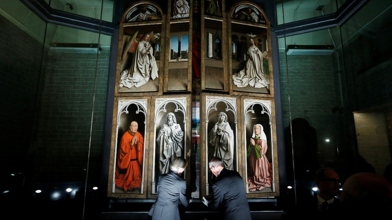 Flemish masterwork restored to former glory