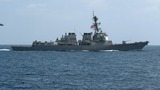 Yemen rebels fire on U.S. Navy ship