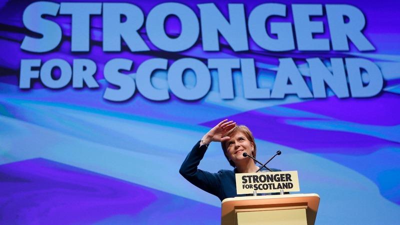 VERBATIM: SNP pledges to fight 'Hard Brexit'