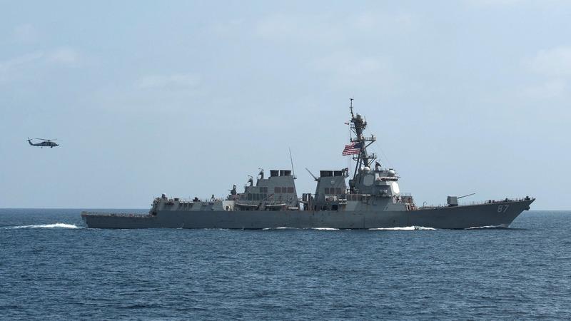 U.S. military strikes back against Yemen