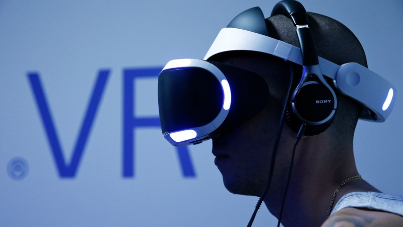 Sony's aggressive headstart in the VR race