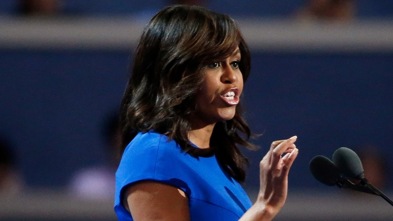 VERBATIM: Michelle Obama slams Trump for lewd tape