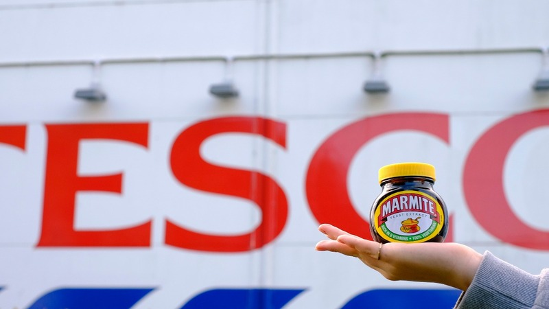 "Tesco and Unilever resolve ""Marmitegate"""