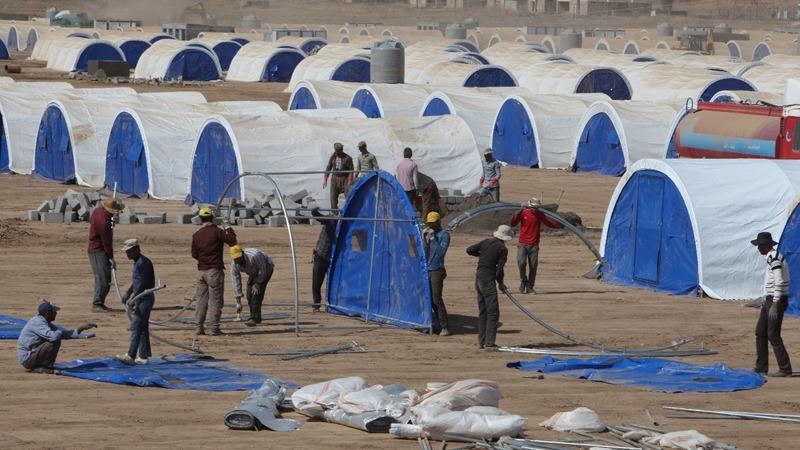 UN braces for Mosul humanitarian crisis