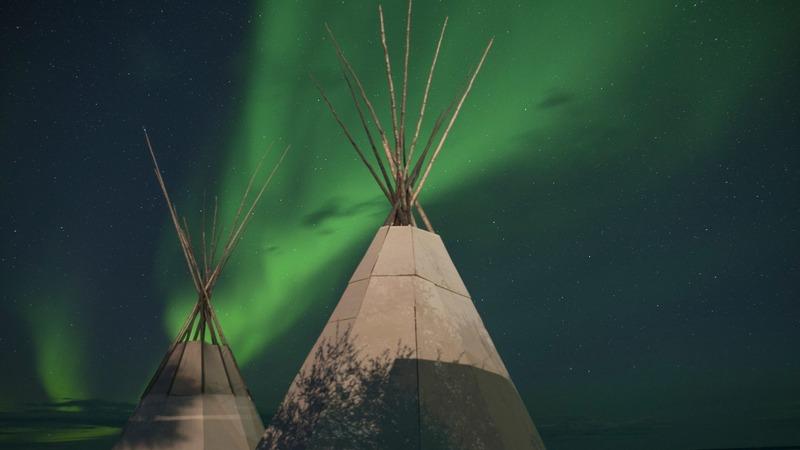 INSIGHT: Northern Lights dazzle Finland