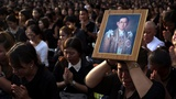 Thais cut celebrations as they mourn their king