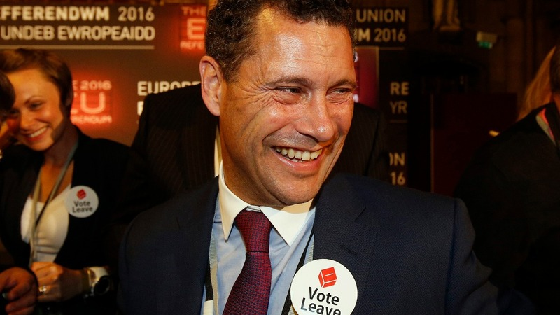 Steven Woolfe quits 'ungovernable' UKIP