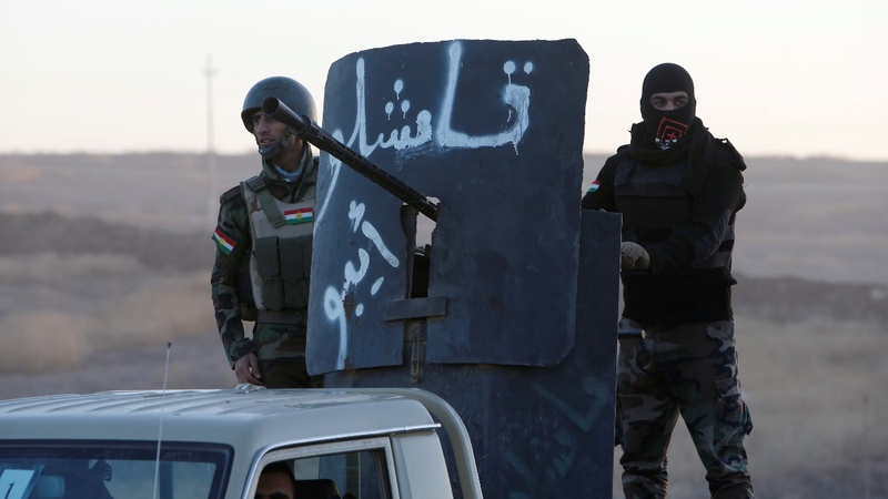 Iraqis meet ISIS resistance as battle for Mosul begins
