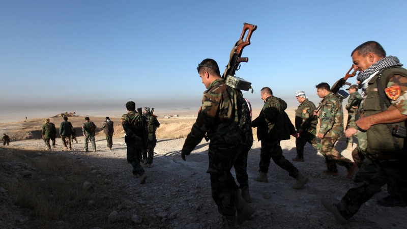 The unprecedented task of retaking Mosul from ISIS