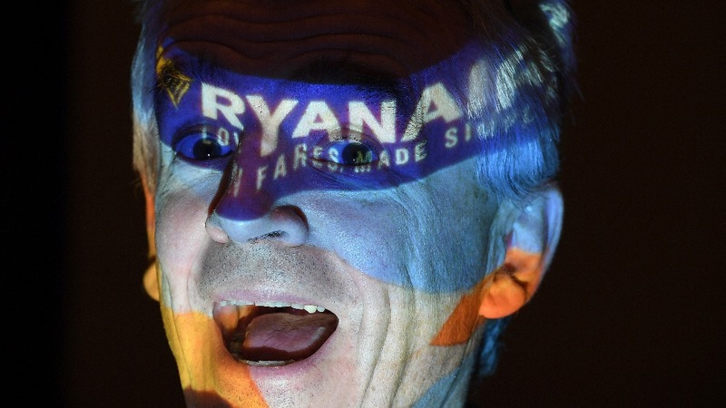 A 'no frills' Brexit profit warning from Ryanair
