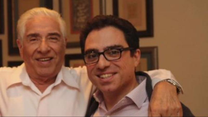American father and son hit with 10-year terms in Iran