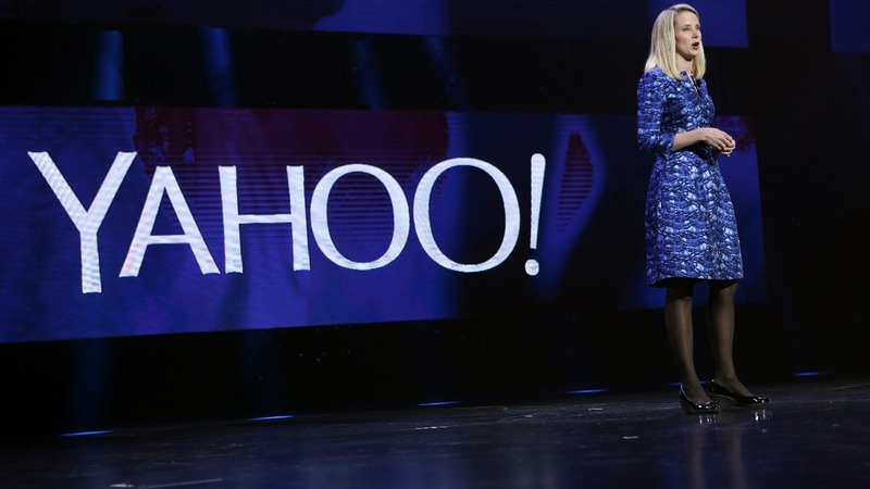 Yahoo earnings offer rare good news