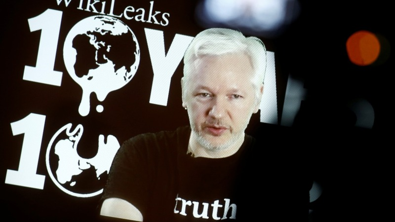 Ecuador admits Assange internet restrictions
