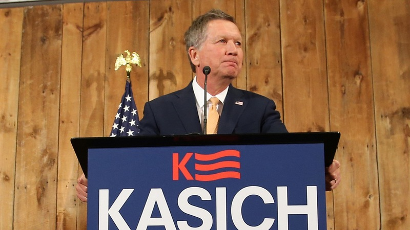 VERBATIM: Kasich calls rigged election talk 'a big fat joke'