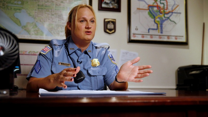 'Breaking barriers' between cops and trans victims