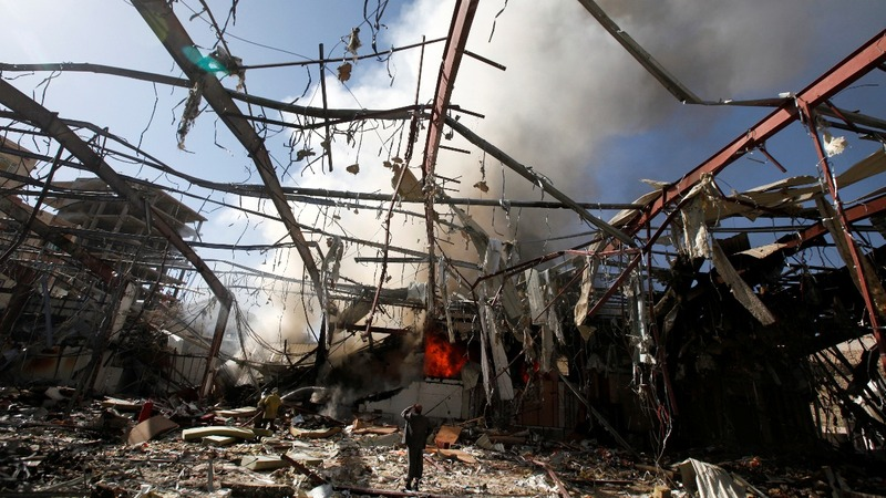 Fighting rages as Yemen awaits truce