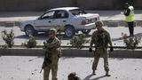 Kabul gunman kills two Americans