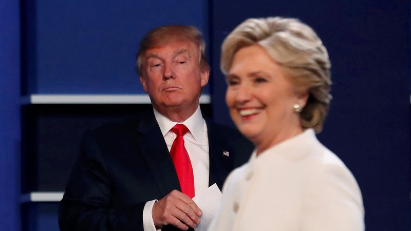 Debate shocker: Trump might reject 2016 results