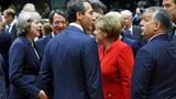 May warned of 'hard' talks at EU summit