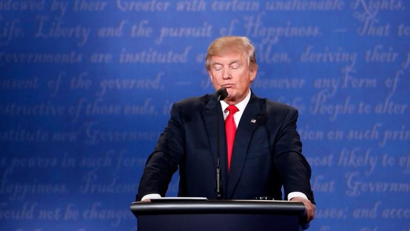 VERBATIM: Trump will accept election results 'if I win'