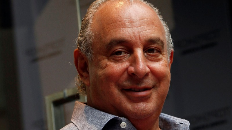 MPs vote to strip Philip Green of knighthood