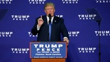 """Trump sticks to """"rigged"""" charge, but admits he may lose"""