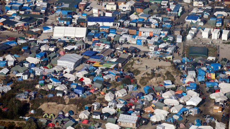 Migrants braced for dismantling of Calais 'Jungle'