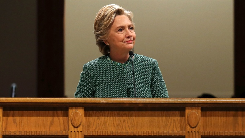 VERBATIM: Clinton hits Trump on taxes