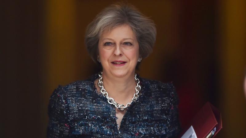 May seeks to reassure UK leaders on Brexit