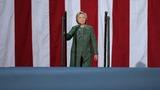 VERBATIM: Clinton calls Trump a 'sore loser'