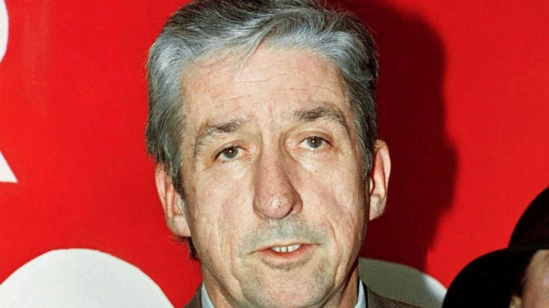 Remembering Tom Hayden - '60's activist and Jane Fonda's ex