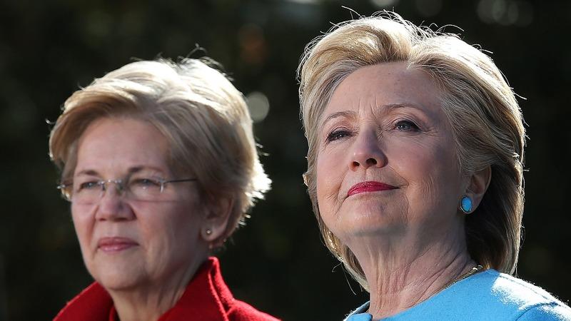 VERBATIM: Warren: 'Nasty women' will block Trump